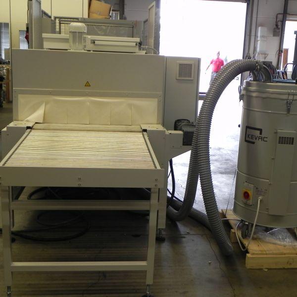 Automatische Zappe krimpfolieverpakkingsmachine 1