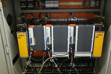 Ombouw Elau besturing zakkenlasautomaten 1